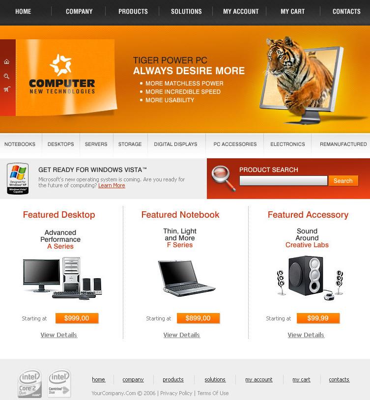 網頁設計讓公司對外形象更佳