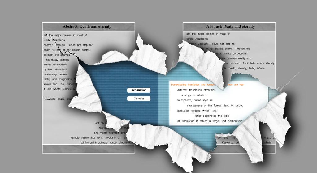 網頁設計素材需要注意的事項有哪些