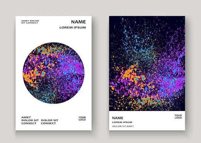 2019年網頁設計之顏色流行趨勢:如何利用熱門霓虹色