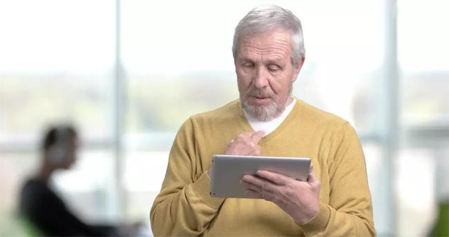 網頁設計規則:如何為老年人設計網站