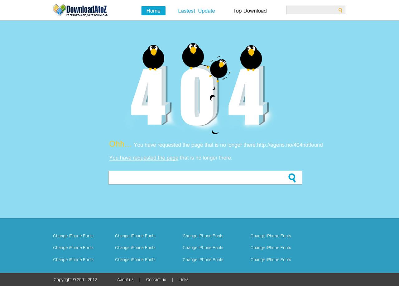 網站設計技巧:如何設計404頁面降低對網站用戶體驗的影響