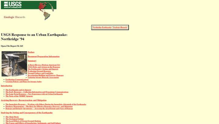 回顧20世紀90年代的網頁設計 或許你會有特別的啟發